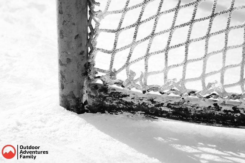 How To Refurbish Old Steel Hockey Nets & Make Them Look New