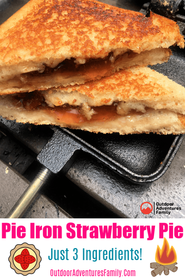 strawberry pie iron recipe