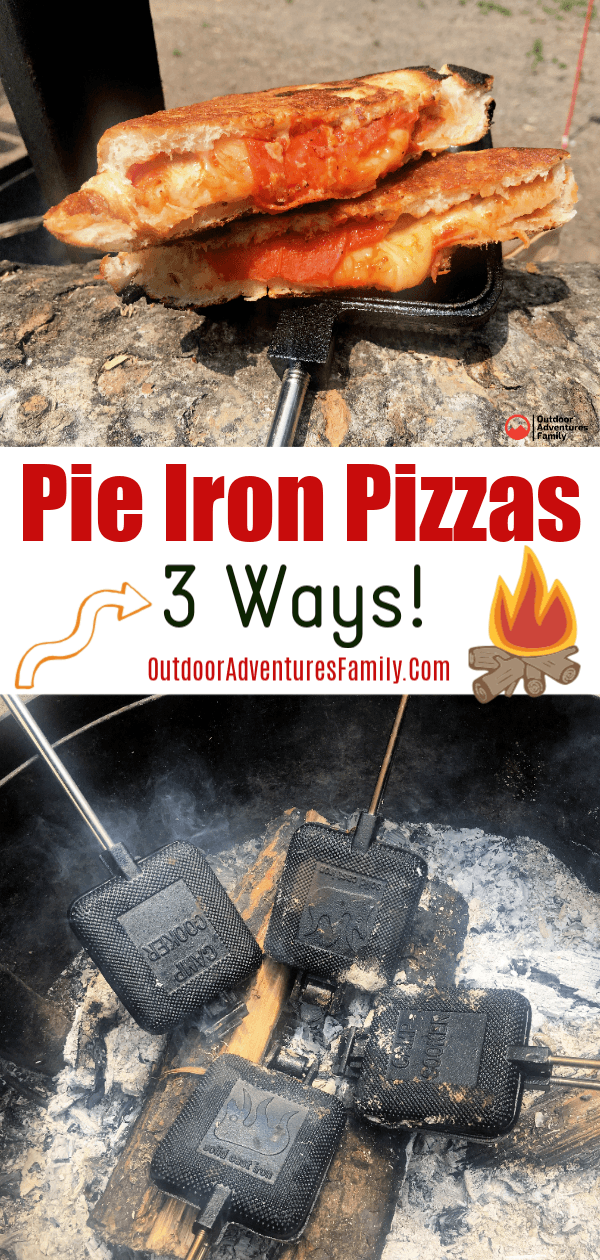 pie iron pizza recipes