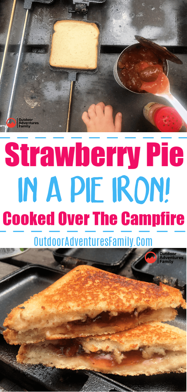 pie iron recipes desserts