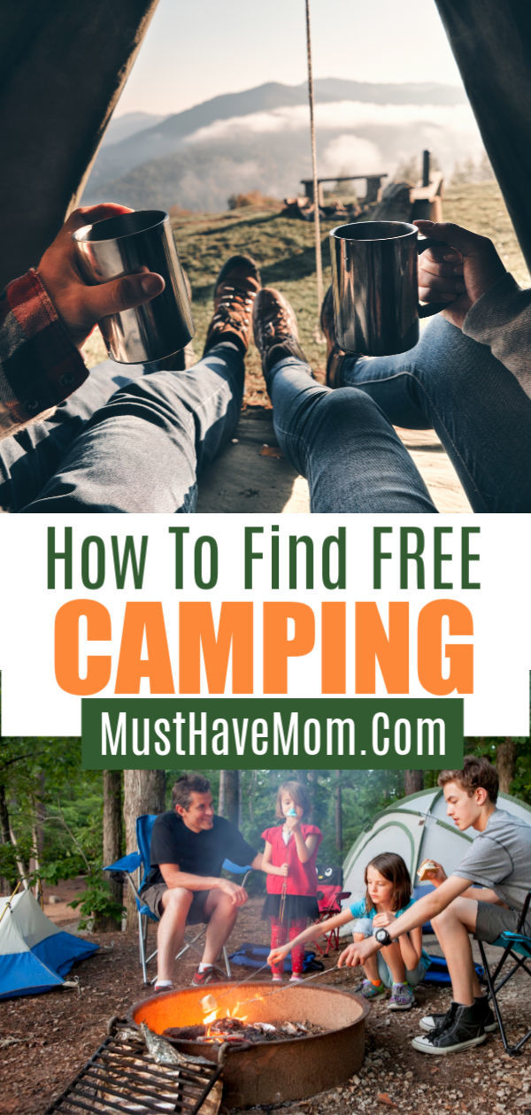 camping for free